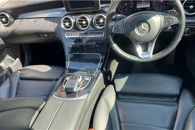Used 2015 Mercedes Benz C-Class Sedan C200 A/T