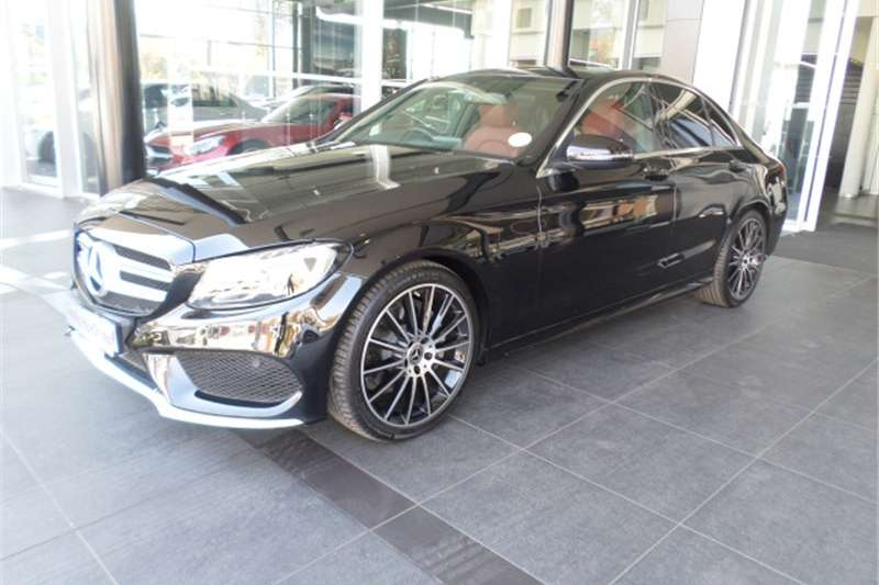 Mercedes Benz C-Class Sedan C200 A/T 2018