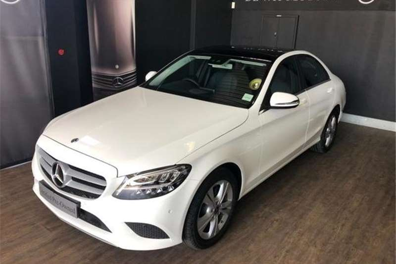 Mercedes Benz C-Class Sedan C200 A/T 2019
