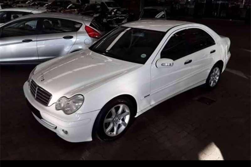 Mercedes Benz C-Class sedan C200 A/T 2020