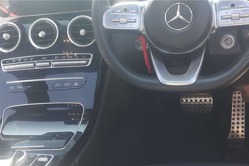Used 2020 Mercedes Benz C-Class Sedan C200 A/T