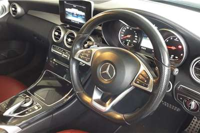 2014 Mercedes Benz C-Class sedan C200 AMG LINE A/T