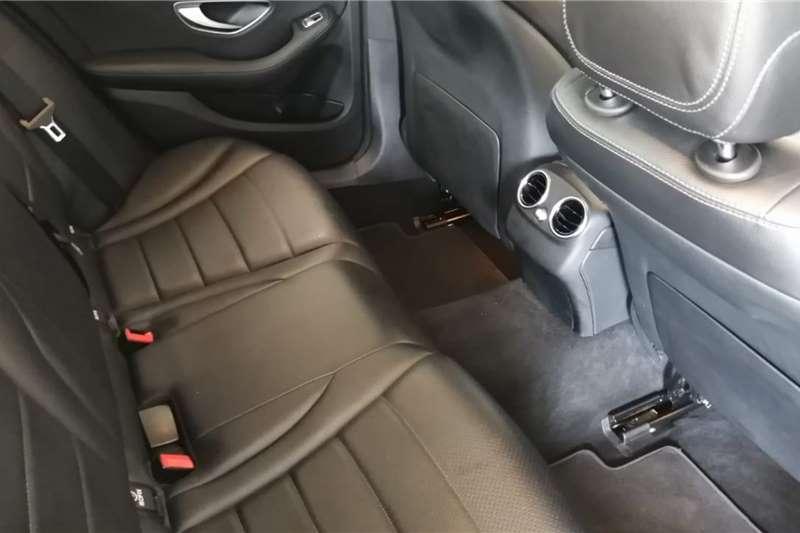 Used 2015 Mercedes Benz C-Class Sedan C200 AMG LINE A/T