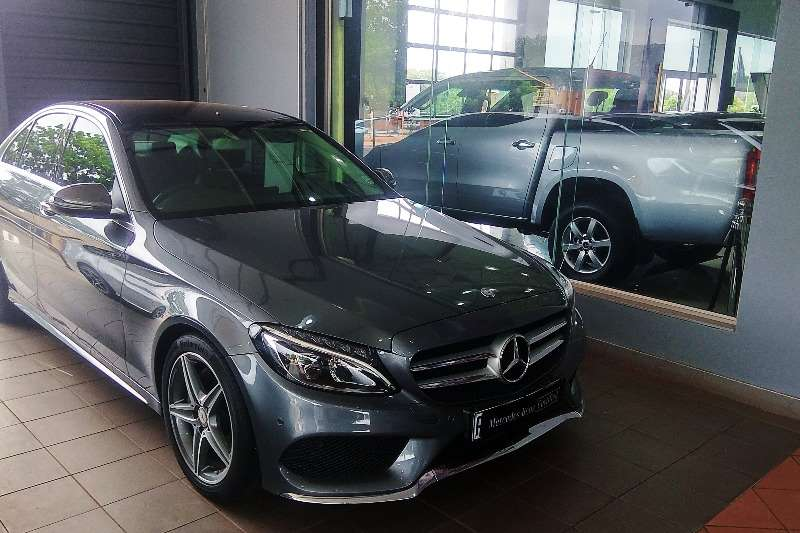 Mercedes Benz C-Class Sedan C200 AMG LINE A/T 2016