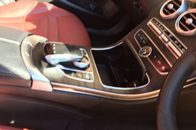 Used 2016 Mercedes Benz C-Class Sedan C200 AMG LINE A/T