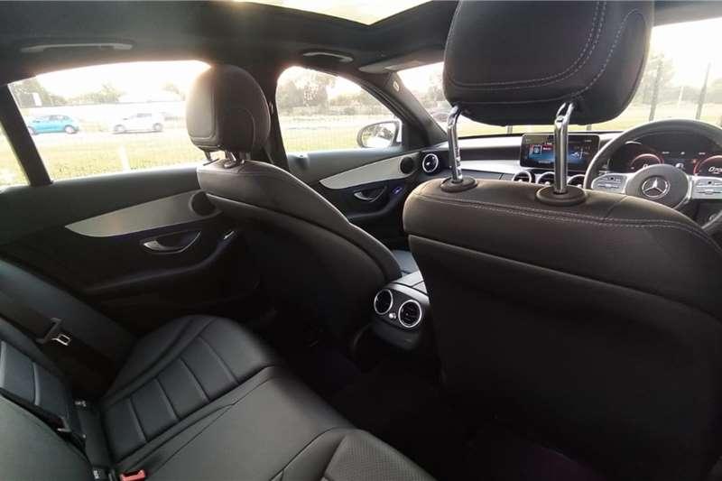 Used 2020 Mercedes Benz C-Class Sedan C200 AMG LINE A/T