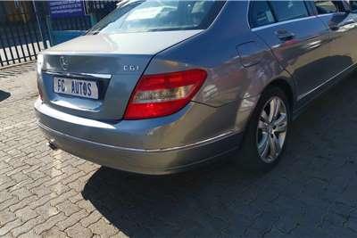 Used 2011 Mercedes Benz C-Class Sedan C200 AVANTGARDE A/T