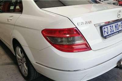 Used 2010 Mercedes Benz C-Class Sedan C220d A/T