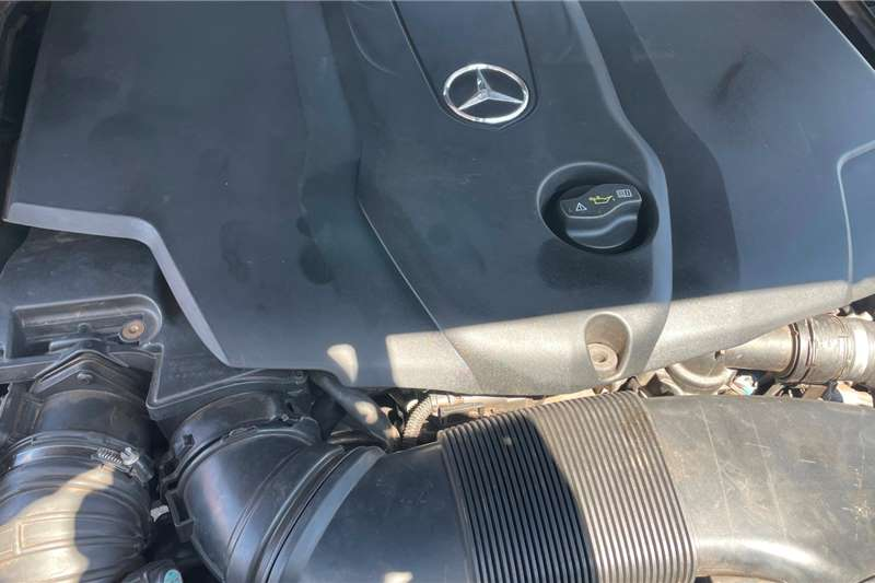 Used 2015 Mercedes Benz C-Class Sedan C220d A/T