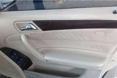 Mercedes Benz C-Class Sedan C270 CDi ELEGANCE A/T 2004