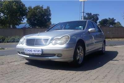 Used 2004 Mercedes Benz C-Class Sedan C270 CDi ELEGANCE A/T