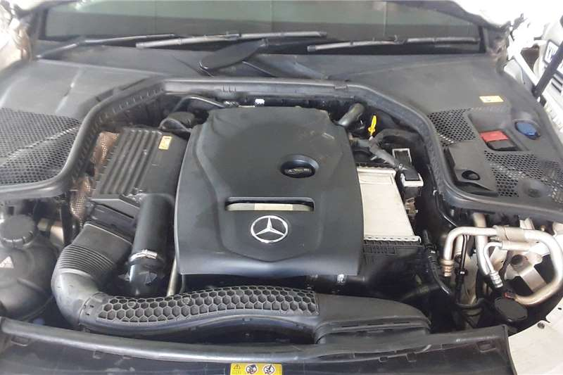 Mercedes Benz C-Class Sedan C300 AMG A/T 2017