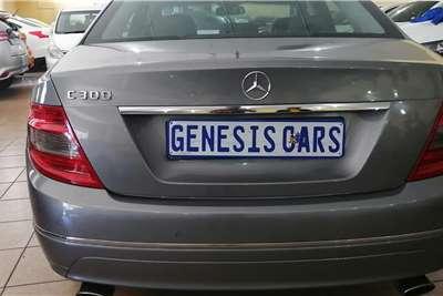 Mercedes Benz C-Class Sedan C300 V6 2010
