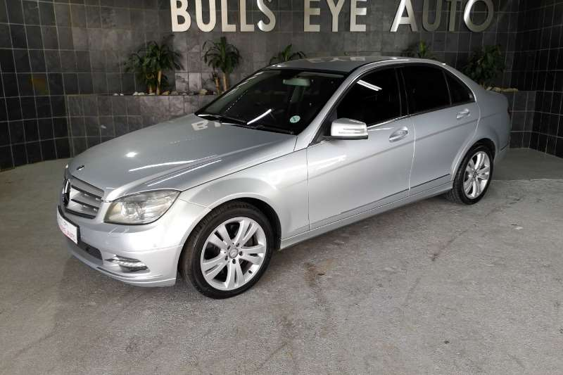 2011 Mercedes Benz C-Class sedan
