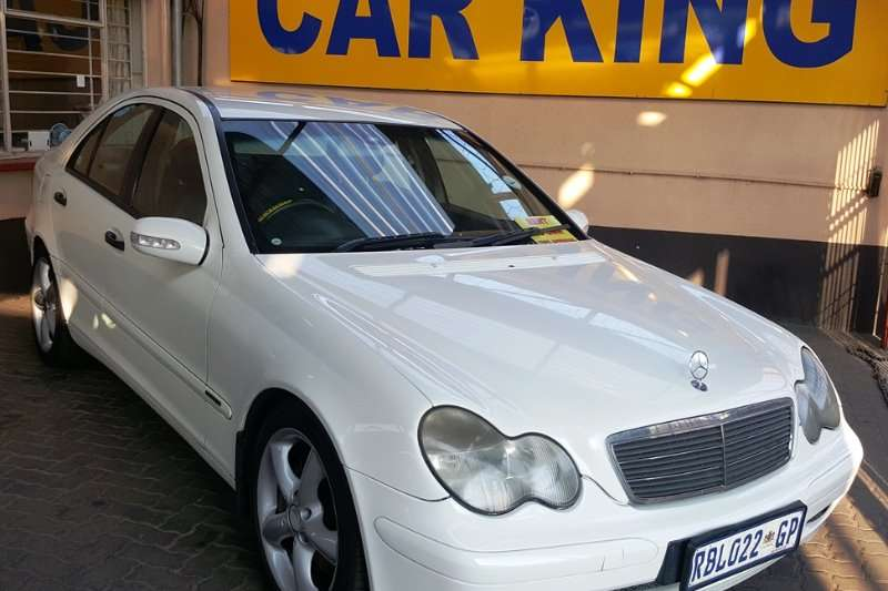 2005 Mercedes Benz C-Class sedan C180 A/T
