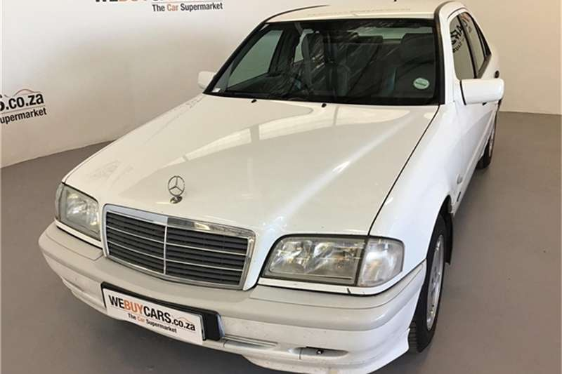 1999 Mercedes Benz C-Class sedan