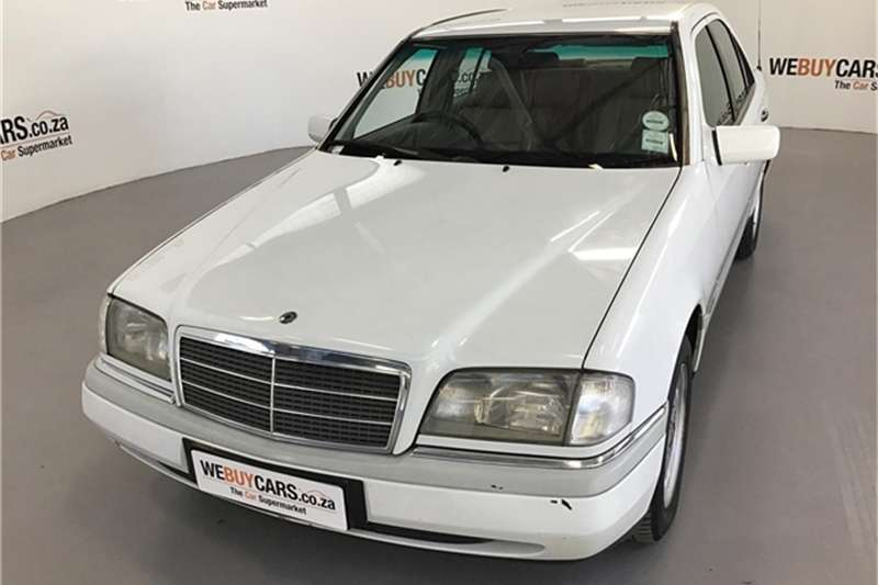 1995 Mercedes Benz C-Class sedan