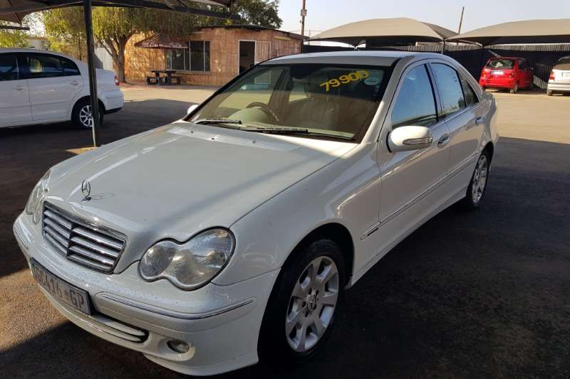 2005 Mercedes Benz C-Class sedan C270 CDi ELEGANCE A/T