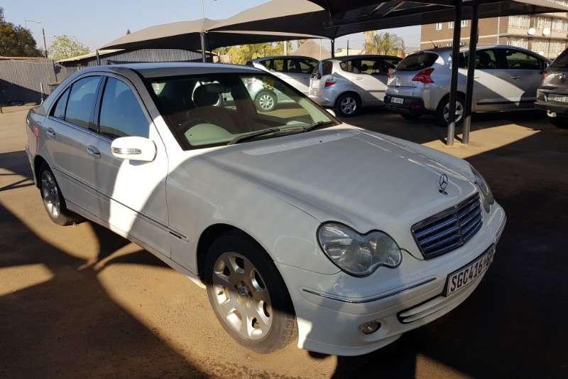 2005 Mercedes Benz C-Class sedan C270 CDi ELEGANCE A/T