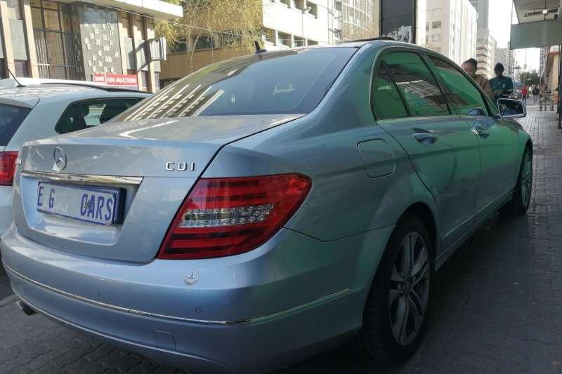 2013 Mercedes Benz C-Class sedan C200 A/T
