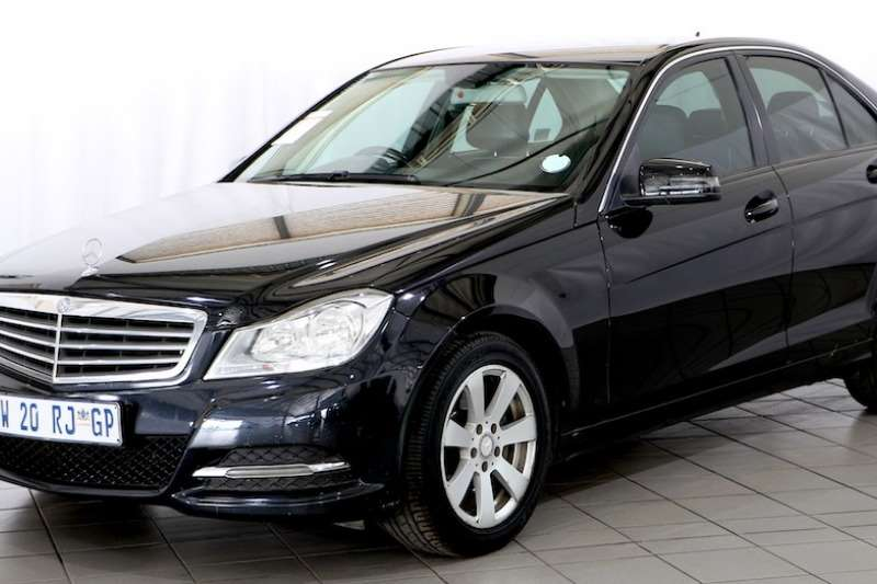 2014 Mercedes Benz C-Class sedan C200 A/T