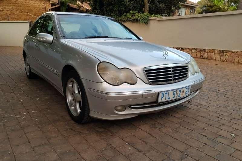 2003 Mercedes Benz C-Class sedan C270 CDi AVANTGARDE A/T