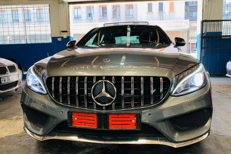 2018 Mercedes Benz C-Class sedan C200 AMG LINE A/T
