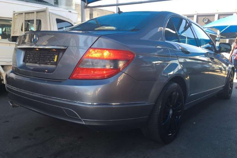 2007 Mercedes Benz C-Class sedan C200 A/T