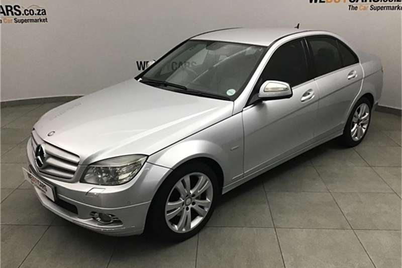 2007 Mercedes Benz C-Class sedan