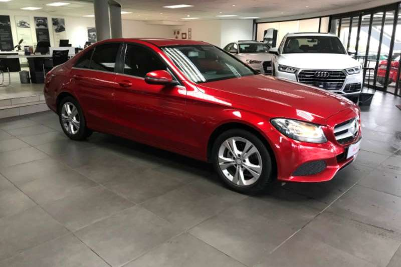 2016 Mercedes Benz C-Class sedan C180 AVANTGARDE A/T