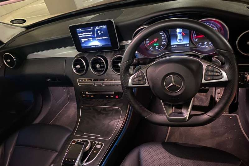 2017 Mercedes Benz C-Class sedan C180 AMG LINE A/T