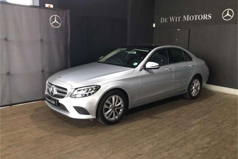 2019 Mercedes Benz C-Class sedan no variant