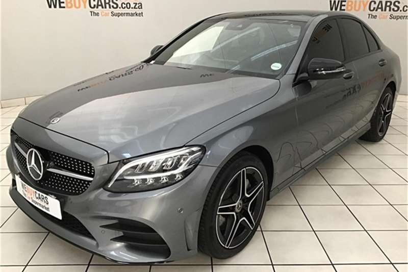 2018 Mercedes Benz C-Class sedan C300 AVANTGARDE A/T