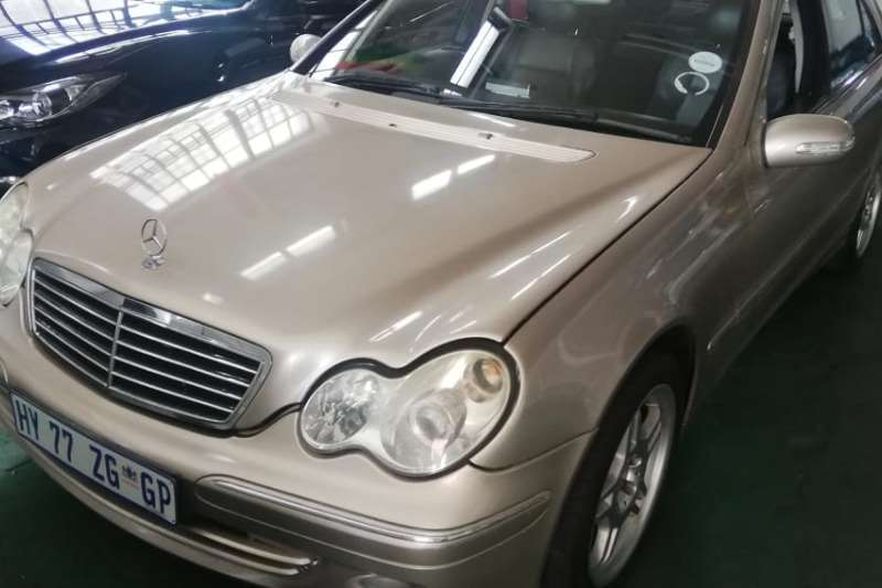 2006 Mercedes Benz C-Class sedan C200 A/T