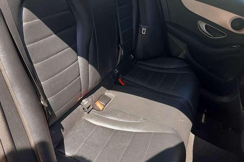 2015 Mercedes Benz C-Class sedan