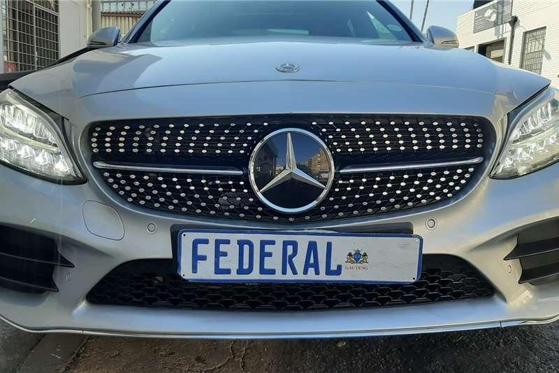 2019 Mercedes Benz C-Class sedan