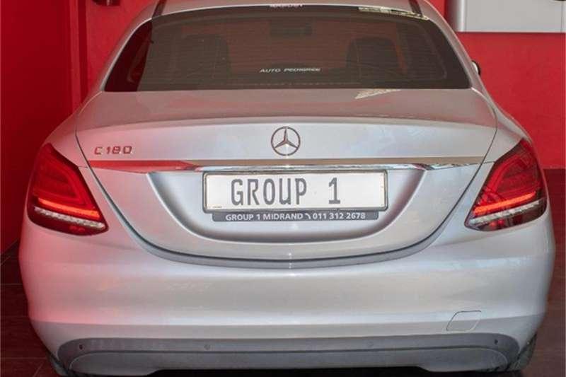 2018 Mercedes Benz C-Class sedan