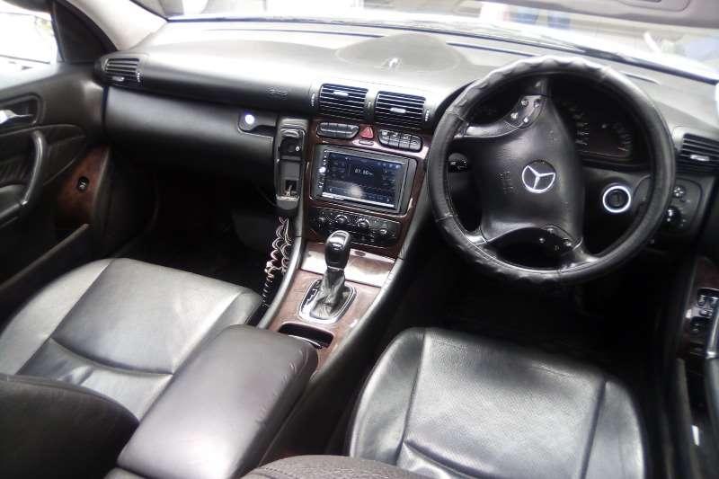 Used 2002 Mercedes Benz C-Class Sedan no variant