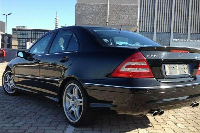 Mercedes Benz C-Class Sedan no variant 2006