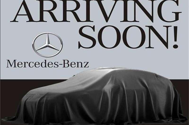 Mercedes Benz C-Class Sedan no variant 2018
