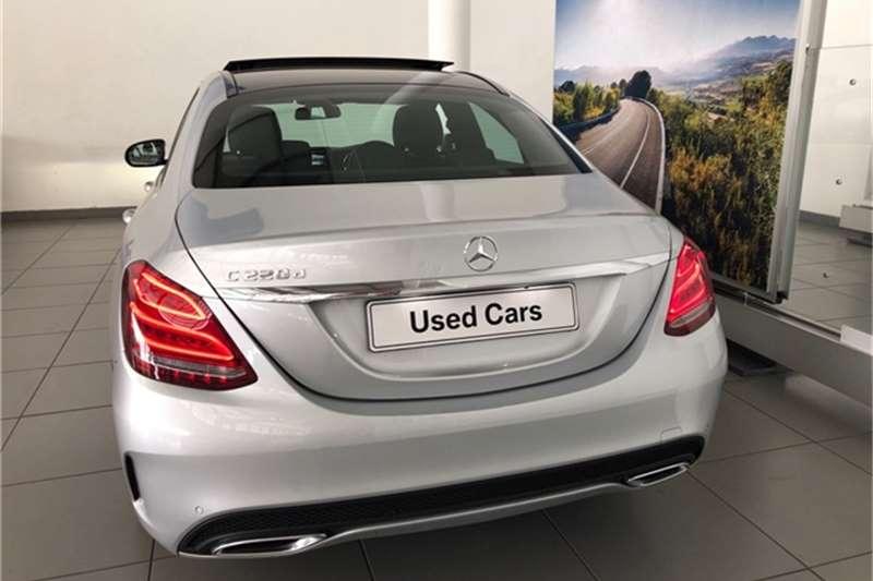 2018 Mercedes Benz C-Class sedan no variant