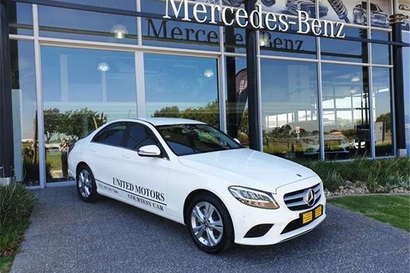 Mercedes Benz C-Class Sedan no variant 2019