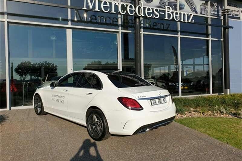 Mercedes Benz C-Class Sedan no variant 2019