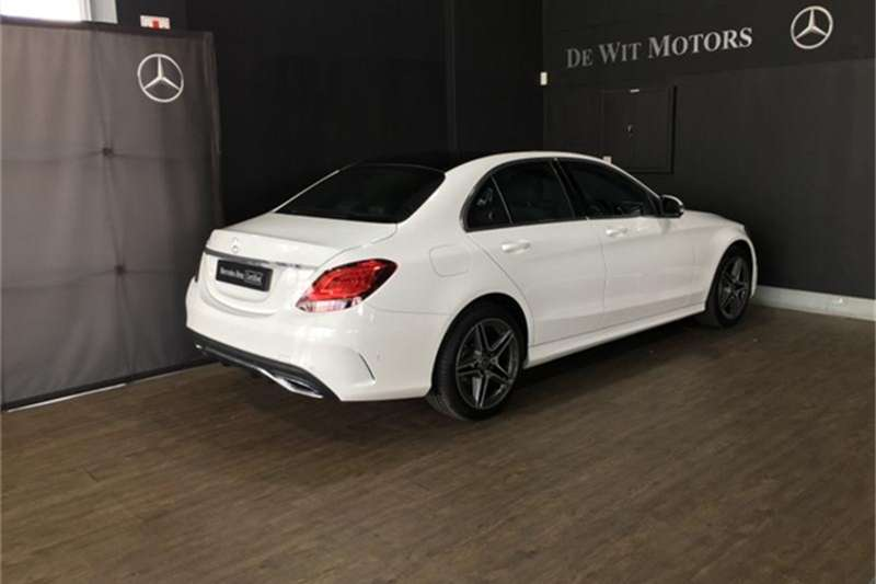 Mercedes Benz C-Class sedan no variant 2020