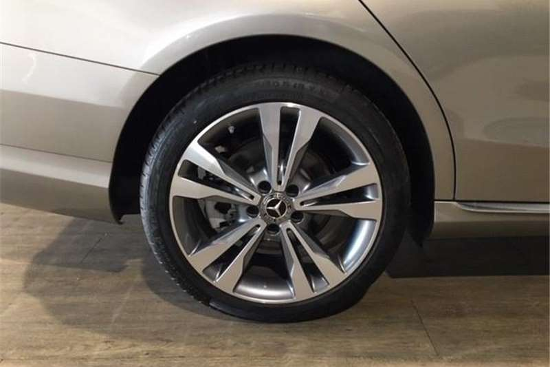 Mercedes Benz C-Class Sedan no variant 2020