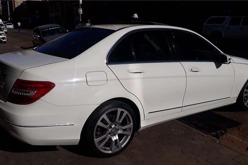 Mercedes Benz C250 2011