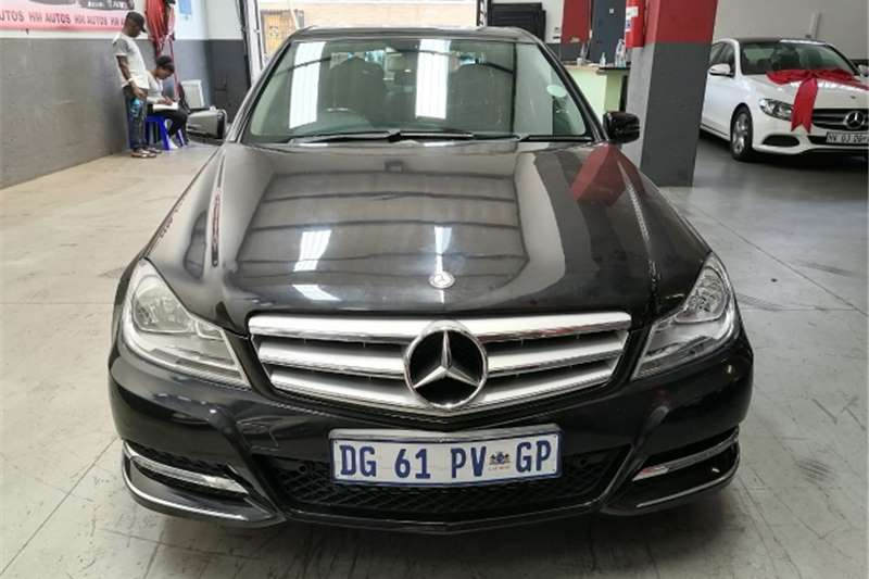 Mercedes Benz C250 2013