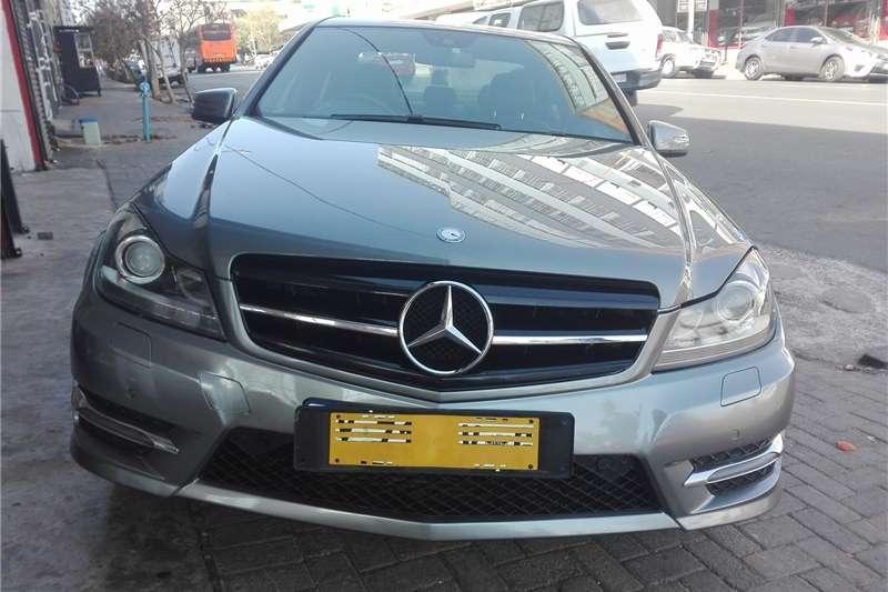 Mercedes Benz C250 2014