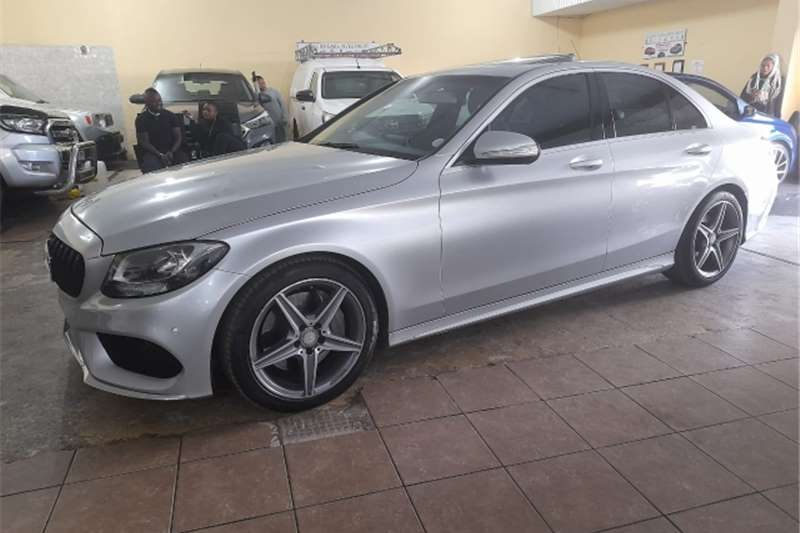 Used 2015 Mercedes Benz C250