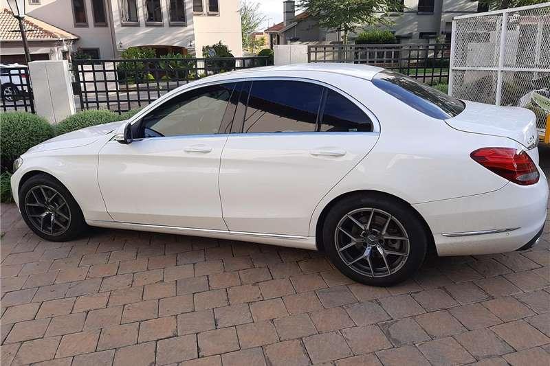 Mercedes Benz C250 2016